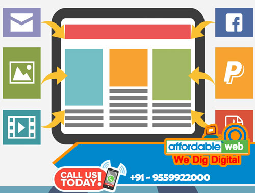 Dynamic Website Design in Allahabad