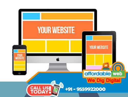 Website Designing in Amroha