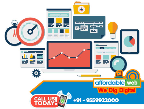 Dynamic Website Design in Amroha