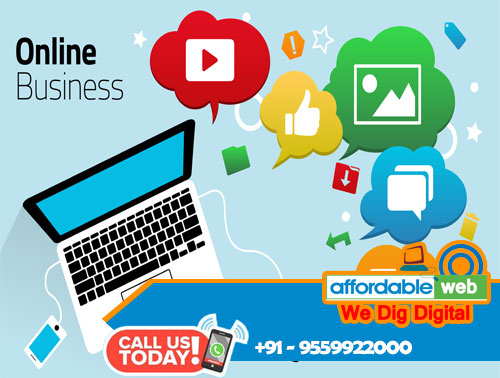 Website Designing in Balrampur