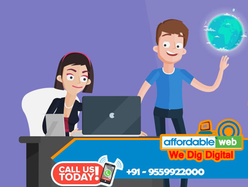 Website Designing in Hardoi