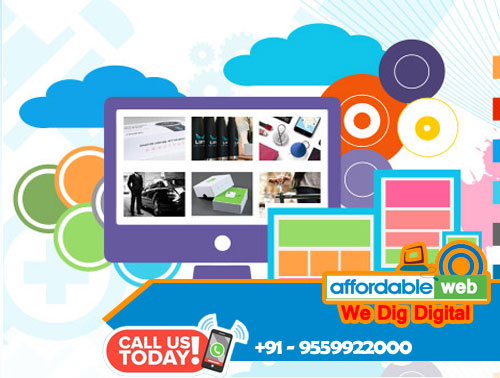 Dynamic Website Design in Kannauj