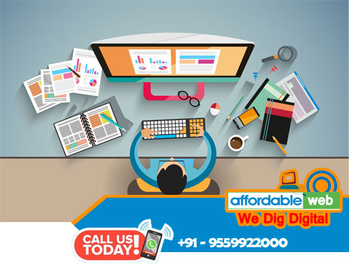 Dynamic Website Design in Sultanpur