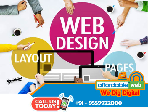 Dynamic Website Design in Shravasti